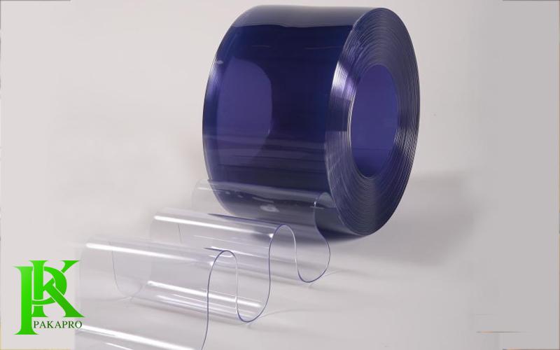 Cuộn nhựa pvc xanh trong tiêu chuẩn