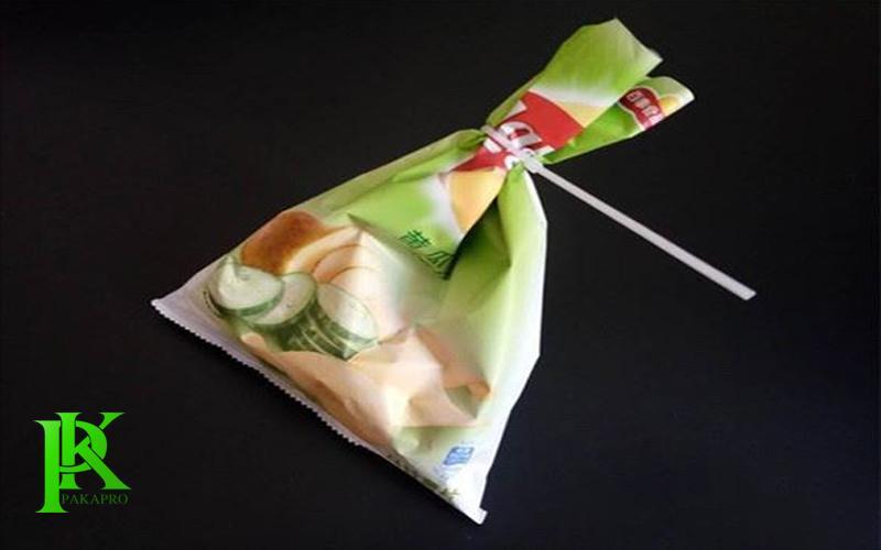 Dây rút nhựa khóa miệng túi
