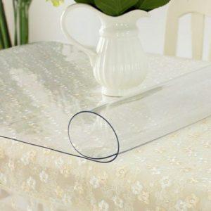 tấm nhựa pvc trải mặt bàn